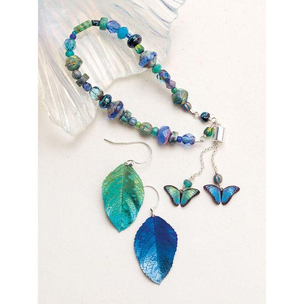 Bindi Butterfly Bracelet  Image 2 DJ's Jewelry Woodland, CA