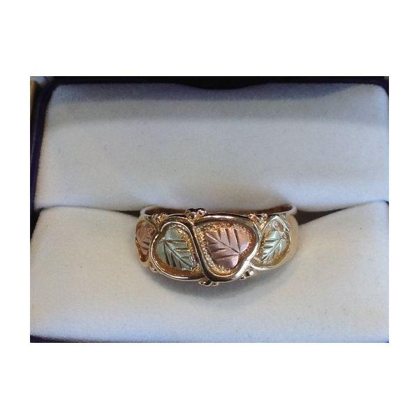 Blackhills Gold Ring Image 2 DJ's Jewelry Woodland, CA