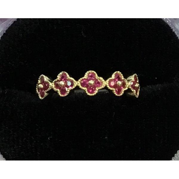 Ruby Ring Image 2 DJ's Jewelry Woodland, CA