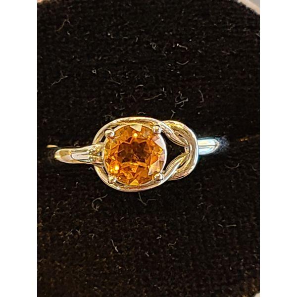 Citrine Ring DJ's Jewelry Woodland, CA
