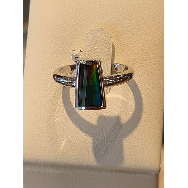 Korite Ring Image 2 DJ's Jewelry Woodland, CA