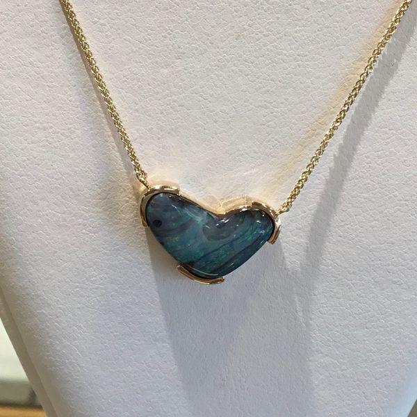 Opal Pendant DJ's Jewelry Woodland, CA