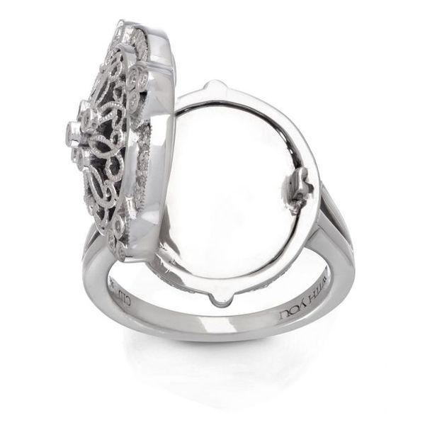 Georgie Locket Ring Image 3 DJ's Jewelry Woodland, CA