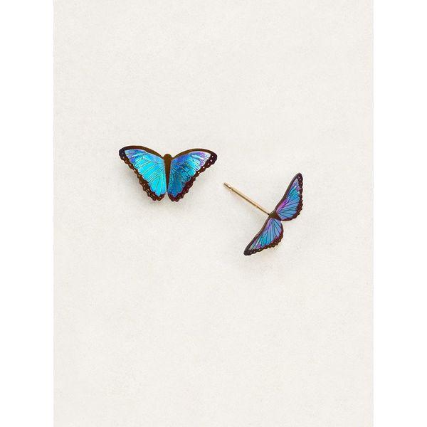 Petite Bindi Butterfly Earrings DJ's Jewelry Woodland, CA