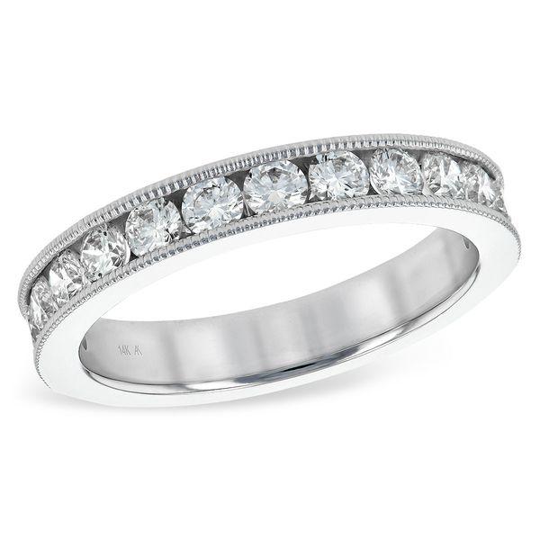 Milligrain Diamond Ring DJ's Jewelry Woodland, CA