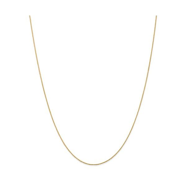 14K Yellow Gold Wheat Chain DJ's Jewelry Woodland, CA