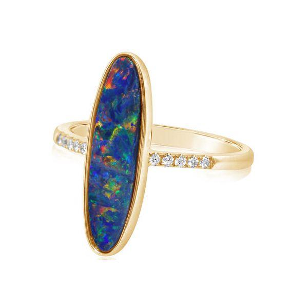 Opal Ring DJ's Jewelry Woodland, CA