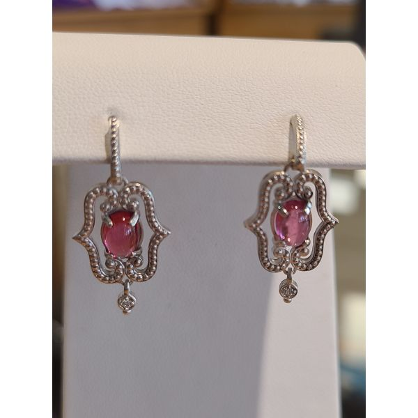 Tourmaline Earrings DJ's Jewelry Woodland, CA