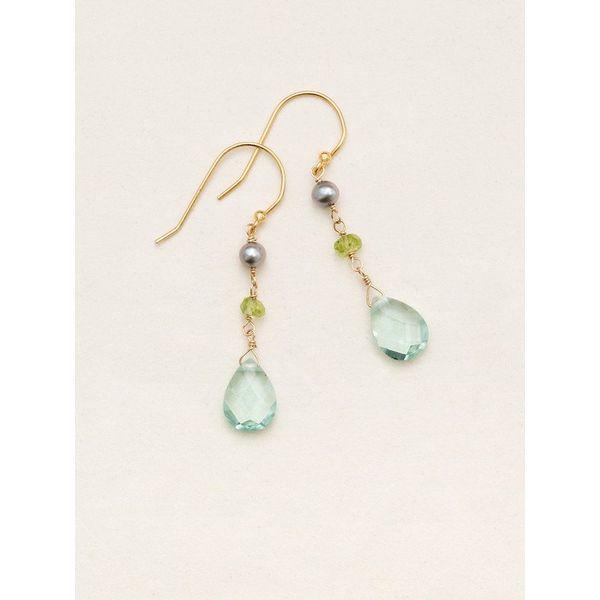 Seashore Astoria Drop Earrings DJ's Jewelry Woodland, CA