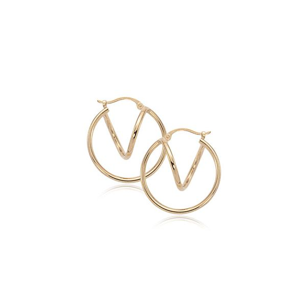 Gold Earrings DJ's Jewelry Woodland, CA