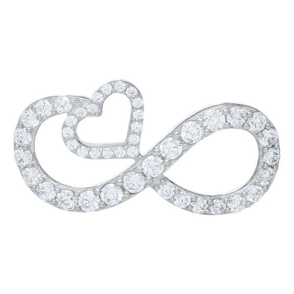 Infinity Love Loop Charm / Clasp DJ's Jewelry Woodland, CA