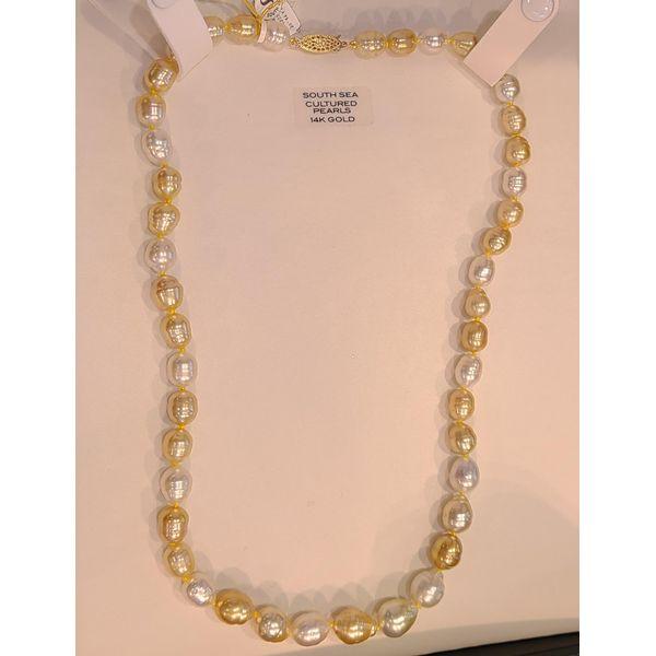 South Sea Pearl Necklace DJ's Jewelry Woodland, CA