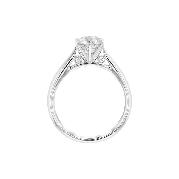 Solitaire Ring Mounting DJ's Jewelry Woodland, CA