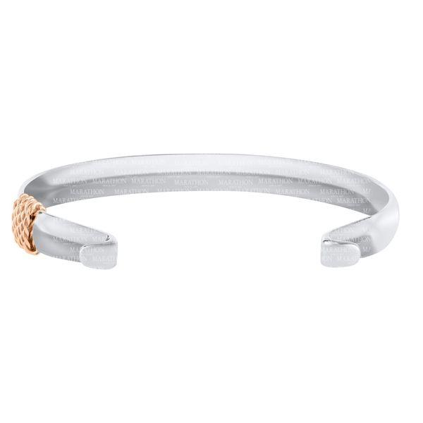 Wide Rose Rope Bracelet DJ's Jewelry Woodland, CA