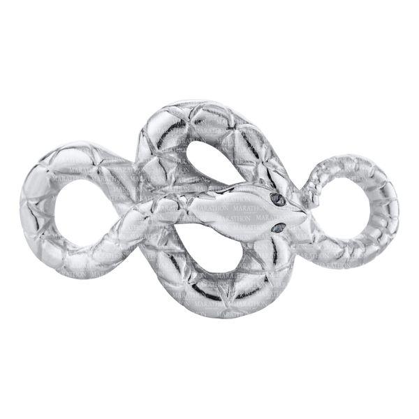 Snake Charm/ Clasp DJ's Jewelry Woodland, CA