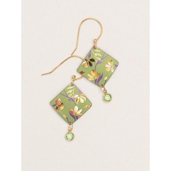 Green Garden Sonnet Earrings DJ's Jewelry Woodland, CA
