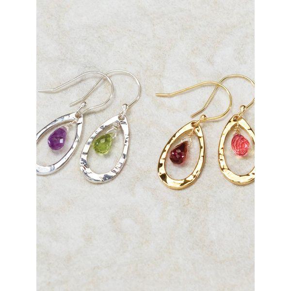 Celest Earrings Image 2 DJ's Jewelry Woodland, CA