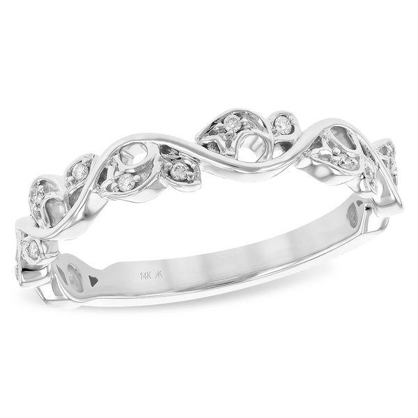 Floral Diamond Ring DJ's Jewelry Woodland, CA