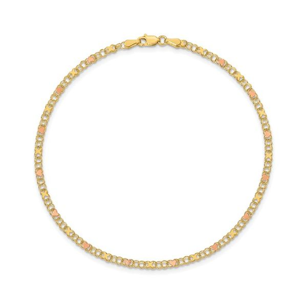 Gold Bracelet Image 2 DJ's Jewelry Woodland, CA