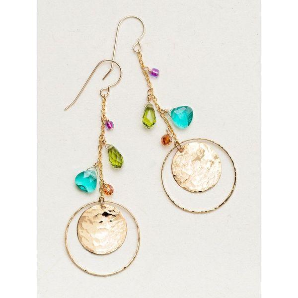 Carnival Dangle Earrings DJ's Jewelry Woodland, CA