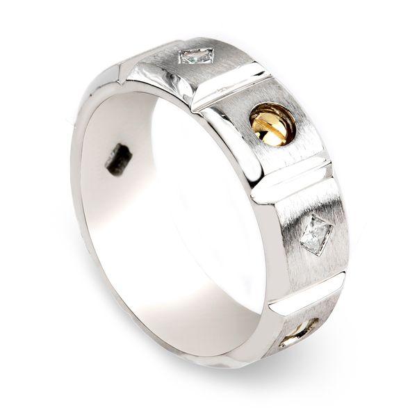 Diamond Infinity Ring DJ's Jewelry Woodland, CA