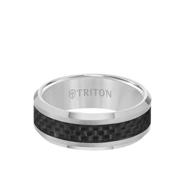 Tungsten & Carbon Fiber Ring DJ's Jewelry Woodland, CA