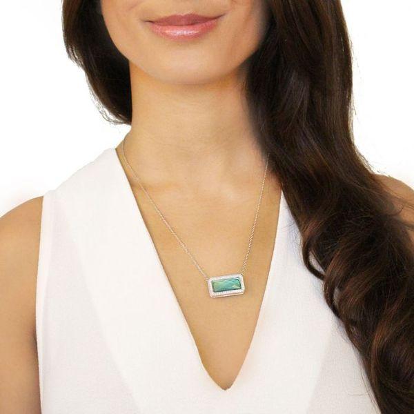 Lorraine Locket Necklace Image 2 DJ's Jewelry Woodland, CA