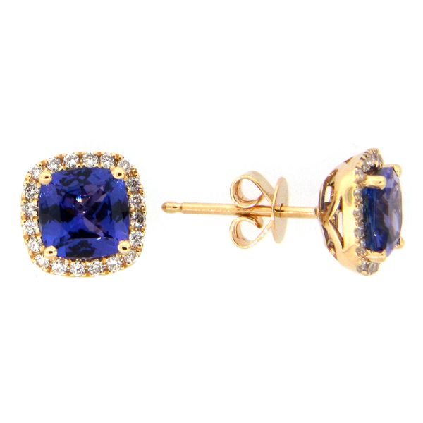Tanzanite Earrings DJ's Jewelry Woodland, CA
