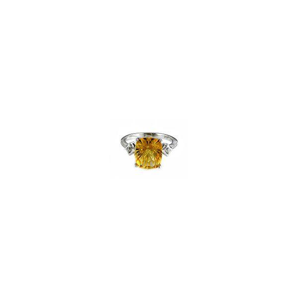 Citrine Ring Image 3 DJ's Jewelry Woodland, CA