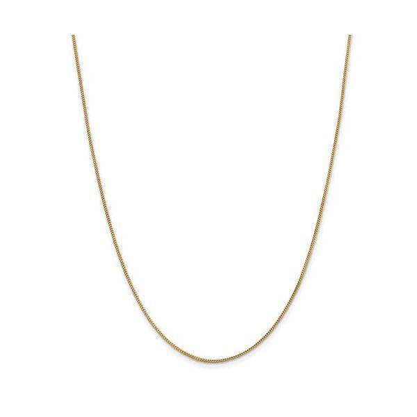 14K Yellow Gold Franco Chain  DJ's Jewelry Woodland, CA
