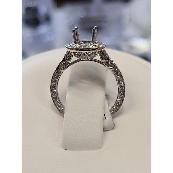 Diamond Semi-Mount Ring Image 2 DJ's Jewelry Woodland, CA