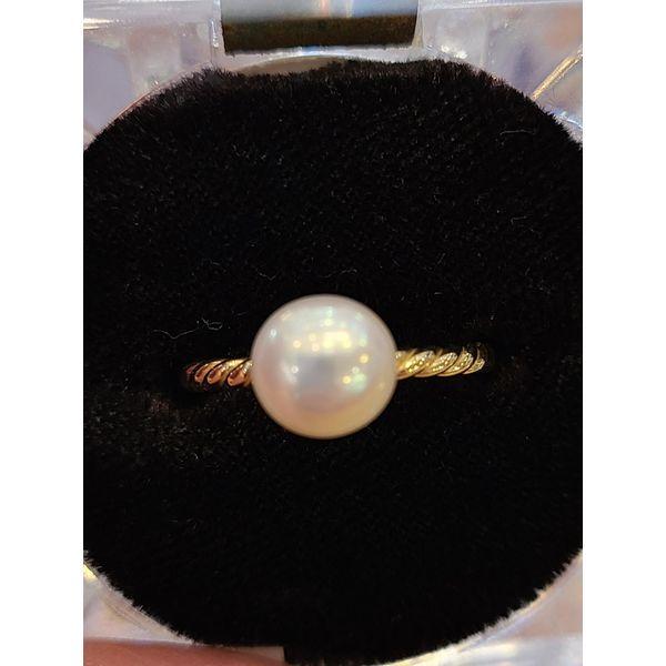 Pearl Ring DJ's Jewelry Woodland, CA