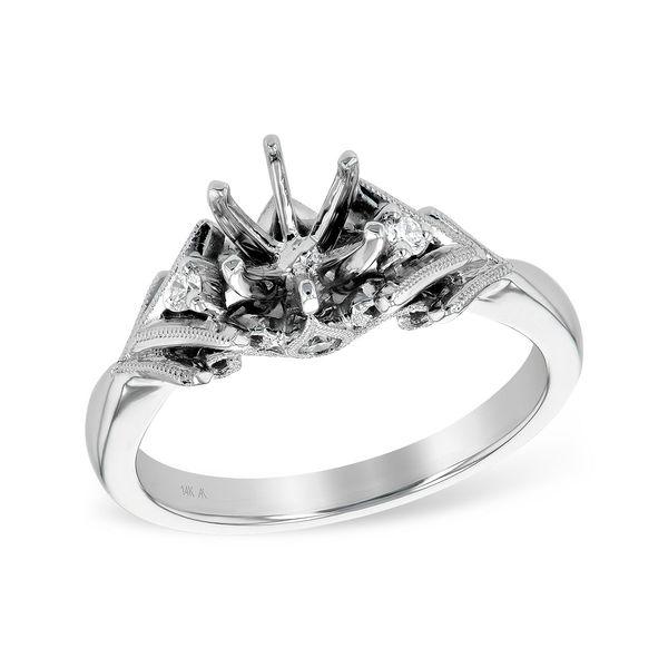 Diamond Semi-Mount Ring DJ's Jewelry Woodland, CA