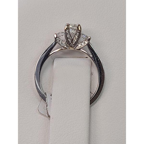 Past, Present & Future Ring Image 2 DJ's Jewelry Woodland, CA