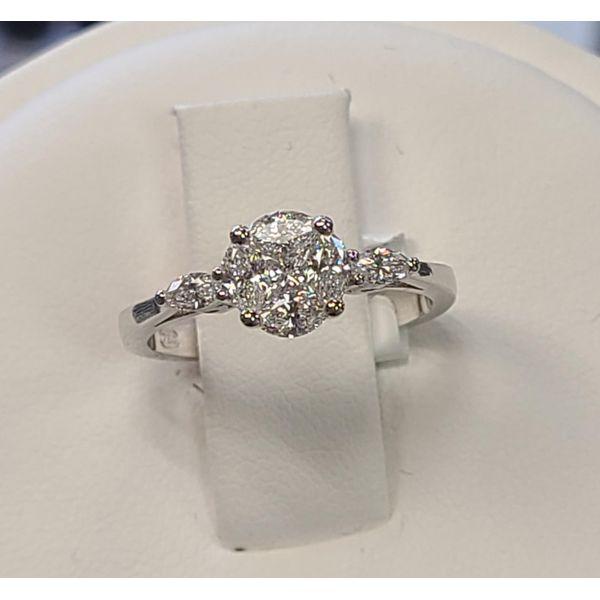 Diamond Engagement Ring DJ's Jewelry Woodland, CA