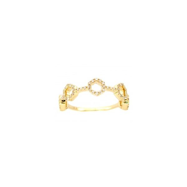 Honey Comb Diamond Ring DJ's Jewelry Woodland, CA