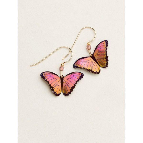 Bindi Dangle Butterfly Earrings DJ's Jewelry Woodland, CA