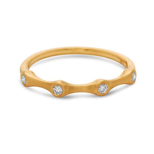 Stack-able Diamond Ring DJ's Jewelry Woodland, CA