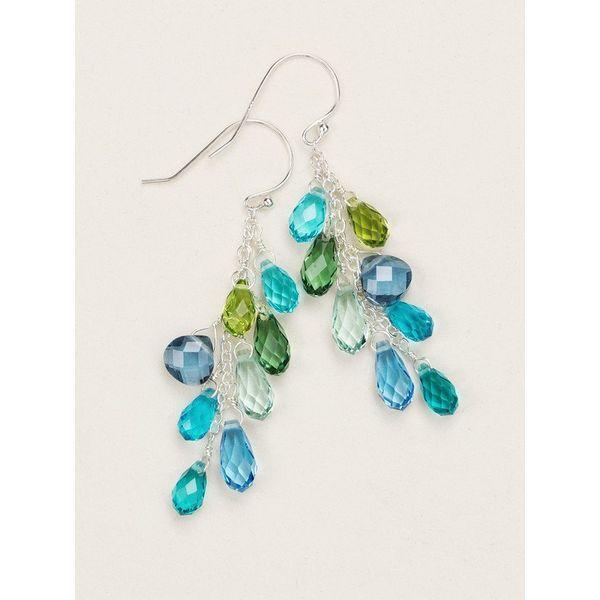 Lorelei Cluster Earrings DJ's Jewelry Woodland, CA