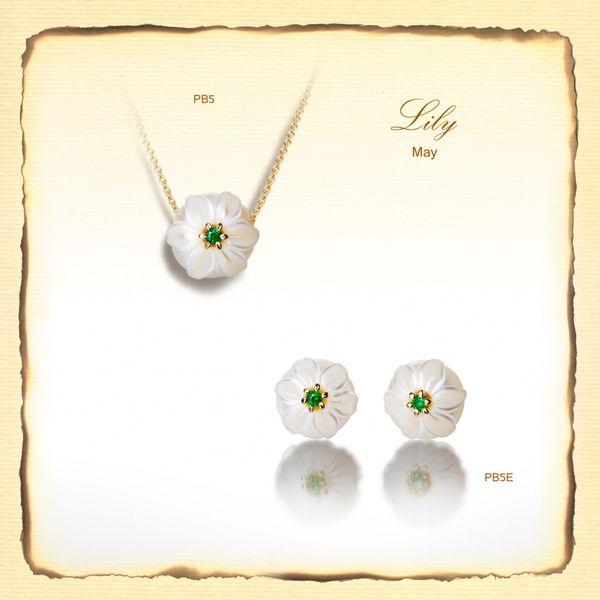 Lily May Flower DJ's Jewelry Woodland, CA