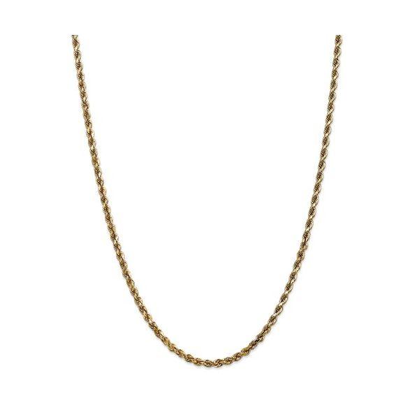 Gold Rope Chain DJ's Jewelry Woodland, CA