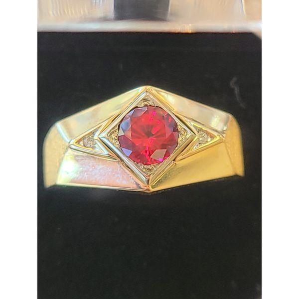Ruby Ring DJ's Jewelry Woodland, CA