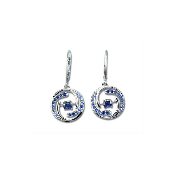 Sapphire Earrings DJ's Jewelry Woodland, CA