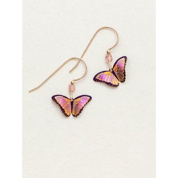 Bindi Butterfly Earrings Dangles DJ's Jewelry Woodland, CA