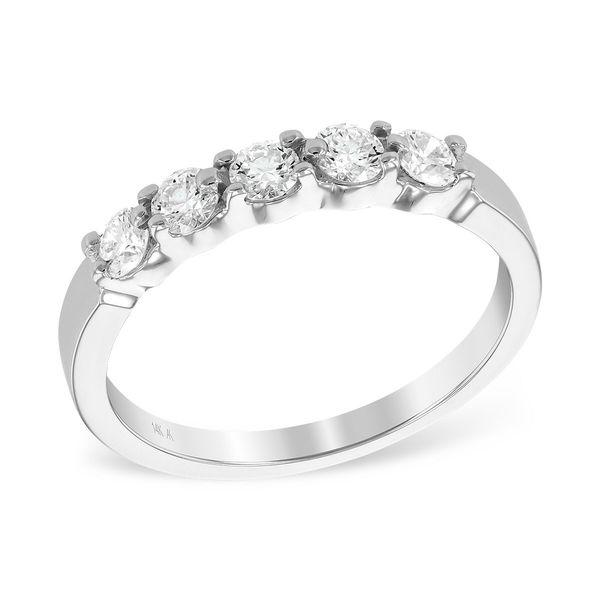 14K White Gold Diamond Ring DJ's Jewelry Woodland, CA