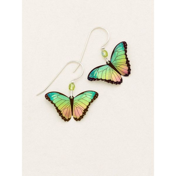 Bindi Dangle Butterfly Earrings DJ's Jewelry Woodland, CA