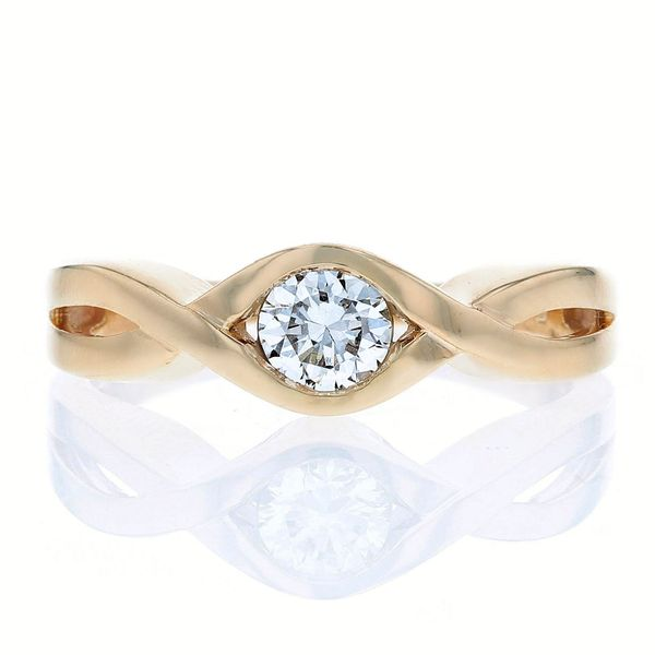 infinity bypass partial bezel solitaire