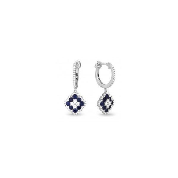 Sapphire Earrings James Gattas Jewelers Memphis, TN