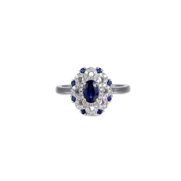 Greg Ruth 18TK White Gold Ring George Press Jewelers Livingston, NJ