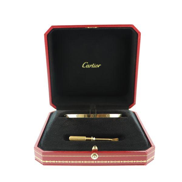 Cartier Love Bracelet George Press Jewelers Livingston, NJ